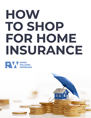Home Insurance Shopping eBook Thumbnail