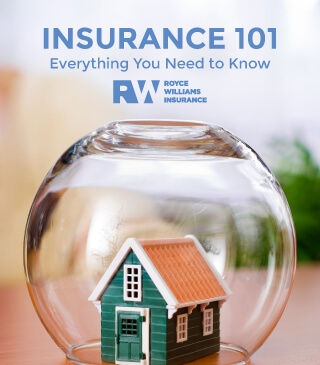 Insurance 101 Everything you Need to Know eBook from Royce Williams Agency